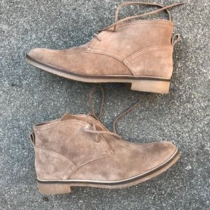 Lucky Brand Garboh Lace Up Bootie